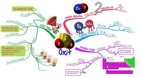 Hệ thống hóa kiến thức giúp dễ dàng so sánh các bài học