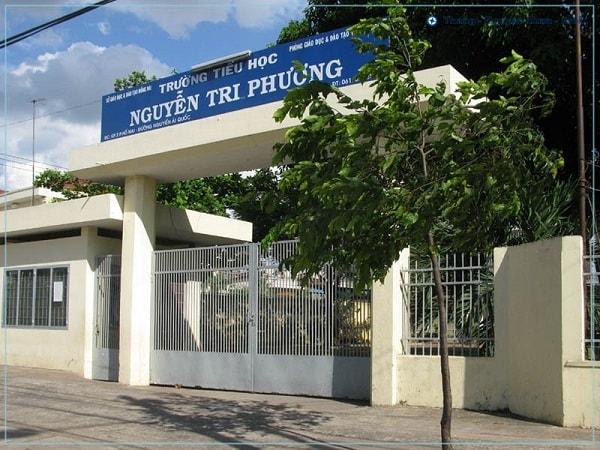 Trường tiểu học Nguyễn Tri Phương