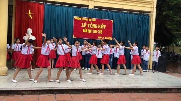 Trường tiểu học Vạn Phúc