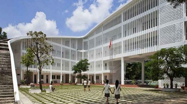 Top 10 trường tiểu học tốt nhất quận Ba Đình