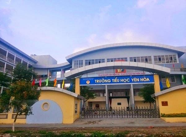 Trường tiểu học Yên Hoà