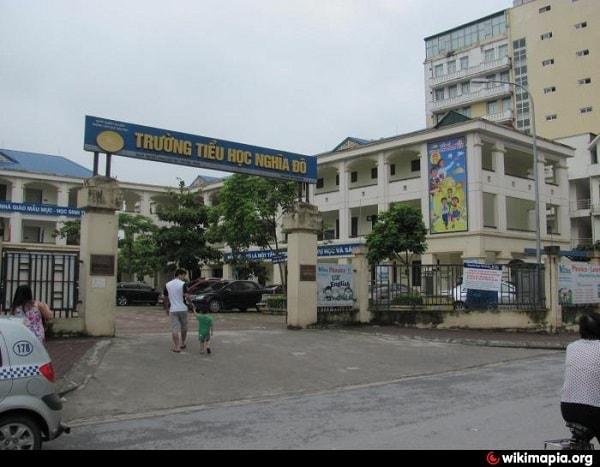 Trường tiểu học Nghĩa Đô