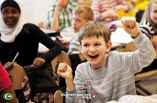 """Nền giáo dục Phần Lan không tồn tại 2 chứ """" Thành Tích"""""""