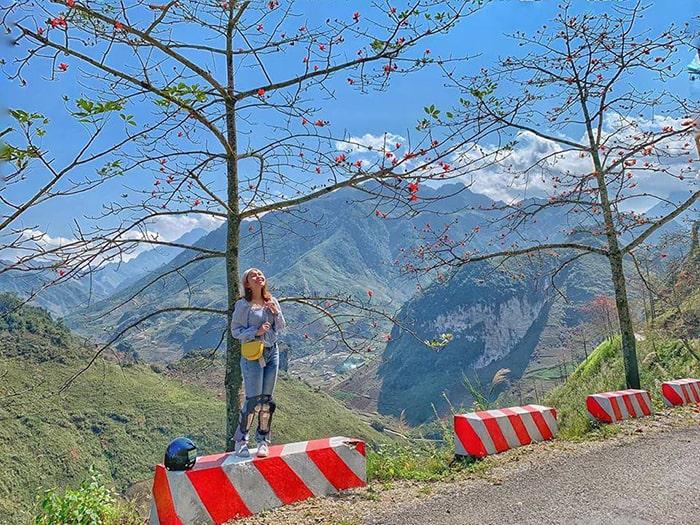 Cung đường Hà Giang luôn hấp dẫn đối với mọi phượt thủ
