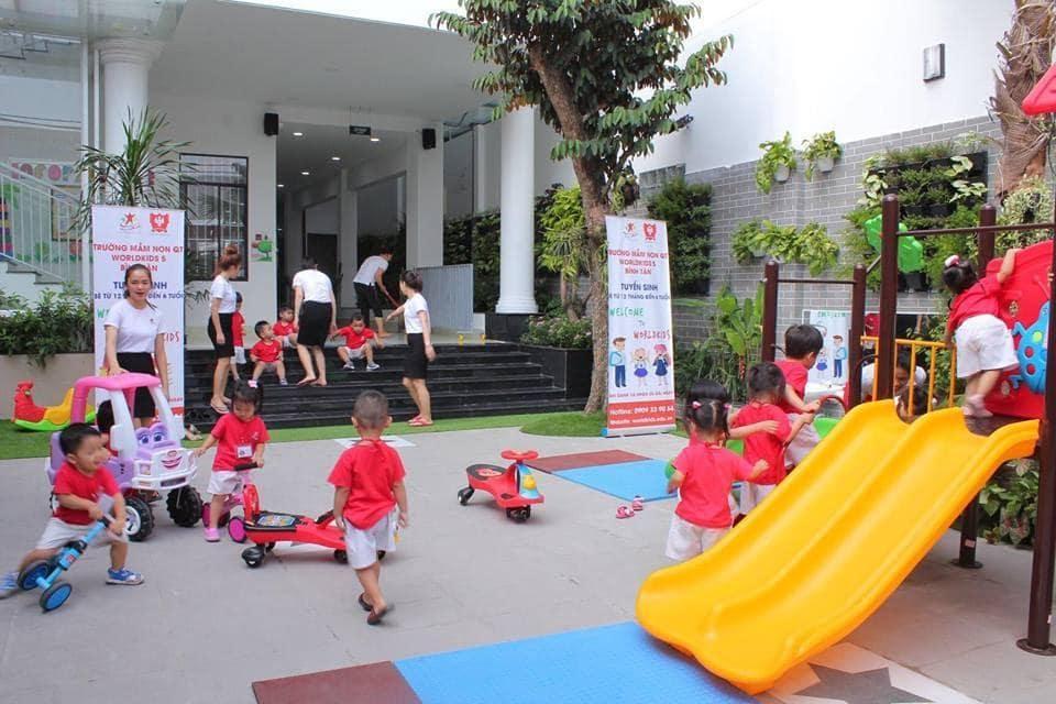 Chất lượng nhân sự là yếu tố quan trọng cho sự phát triển của trẻ
