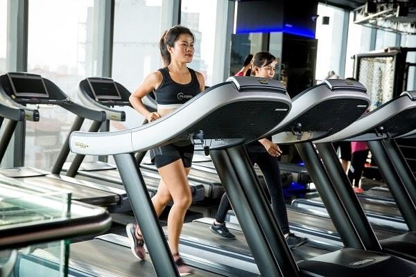 Chạy bộ gym là một sự kết hợp hoàn hảo
