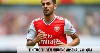 Tin Tức Chuyển Nhượng Arsenal 24h qua